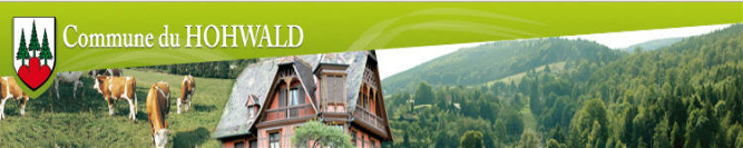 Activities on the french municipality of Hohwald in Alsace